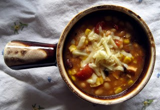 White Chicken Chili Rachel Cooks 174