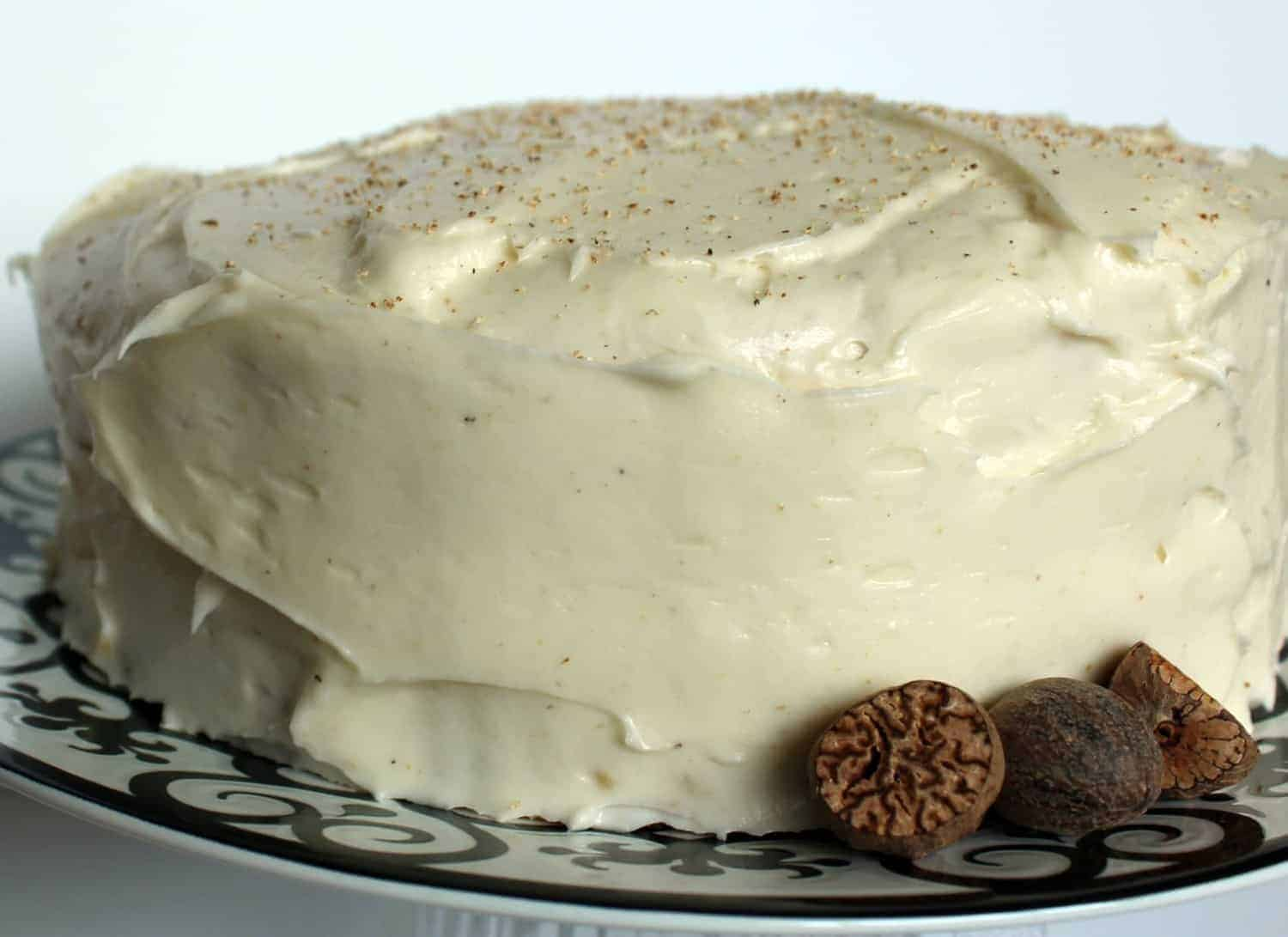 poppyseed nutmeg cake the armenian nutmeg cake nutmeg cake recipe for ...
