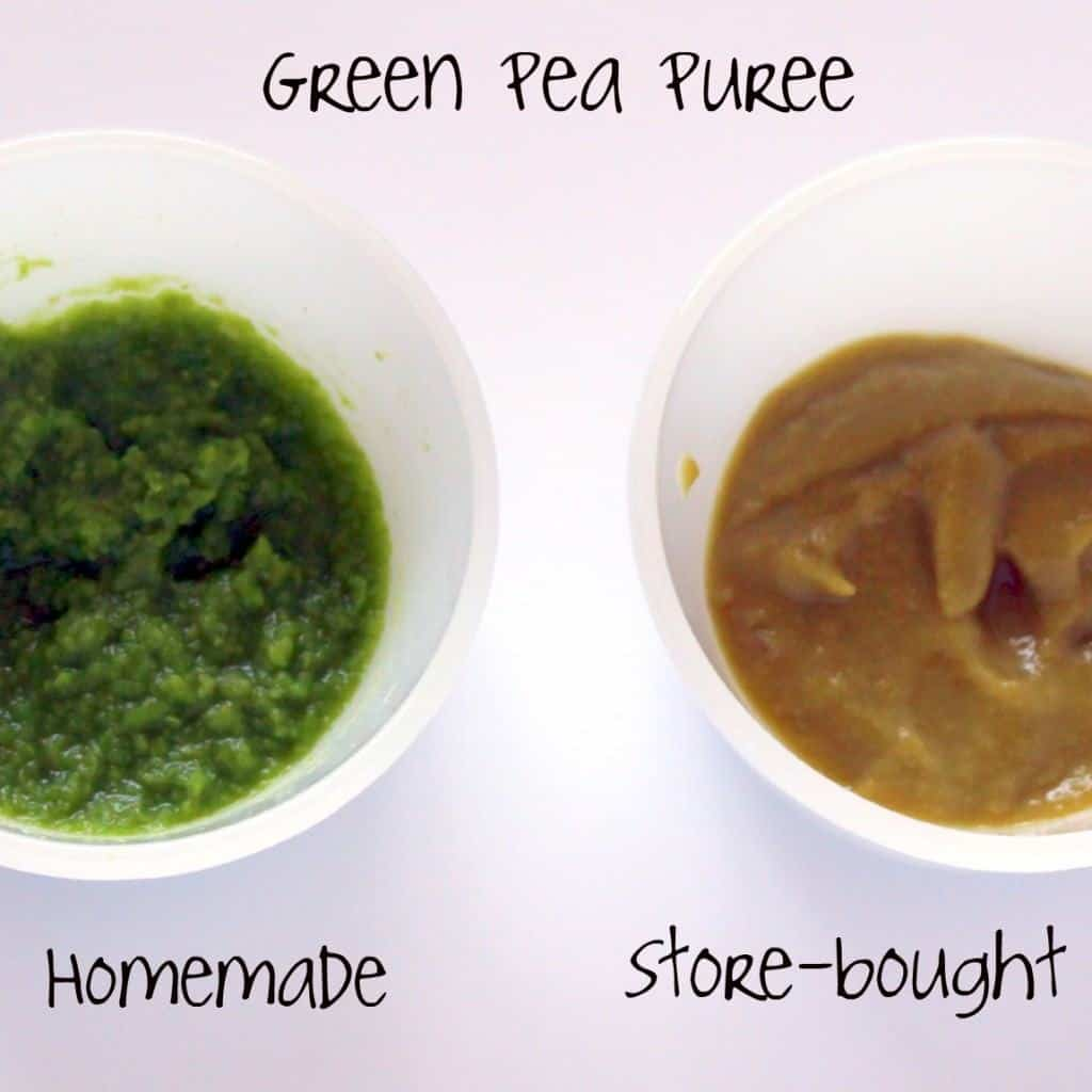 Pros And Cons For Store Bought Baby Food