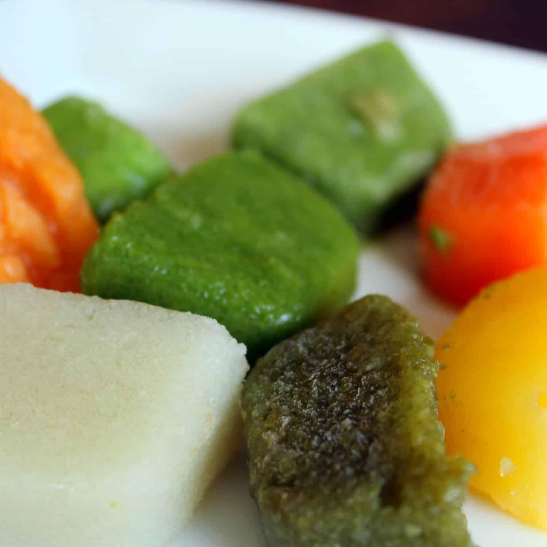Baby Food: Vegetables - Rachel Cooks