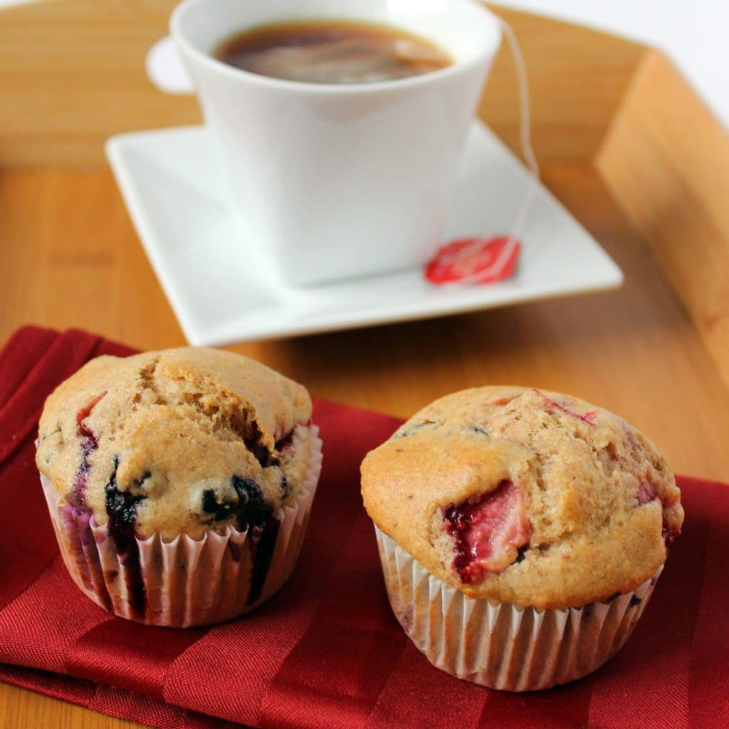 florida strawberry muffins valentine s day strawberry muffins recipe ...