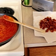 sauce-and-pancetta
