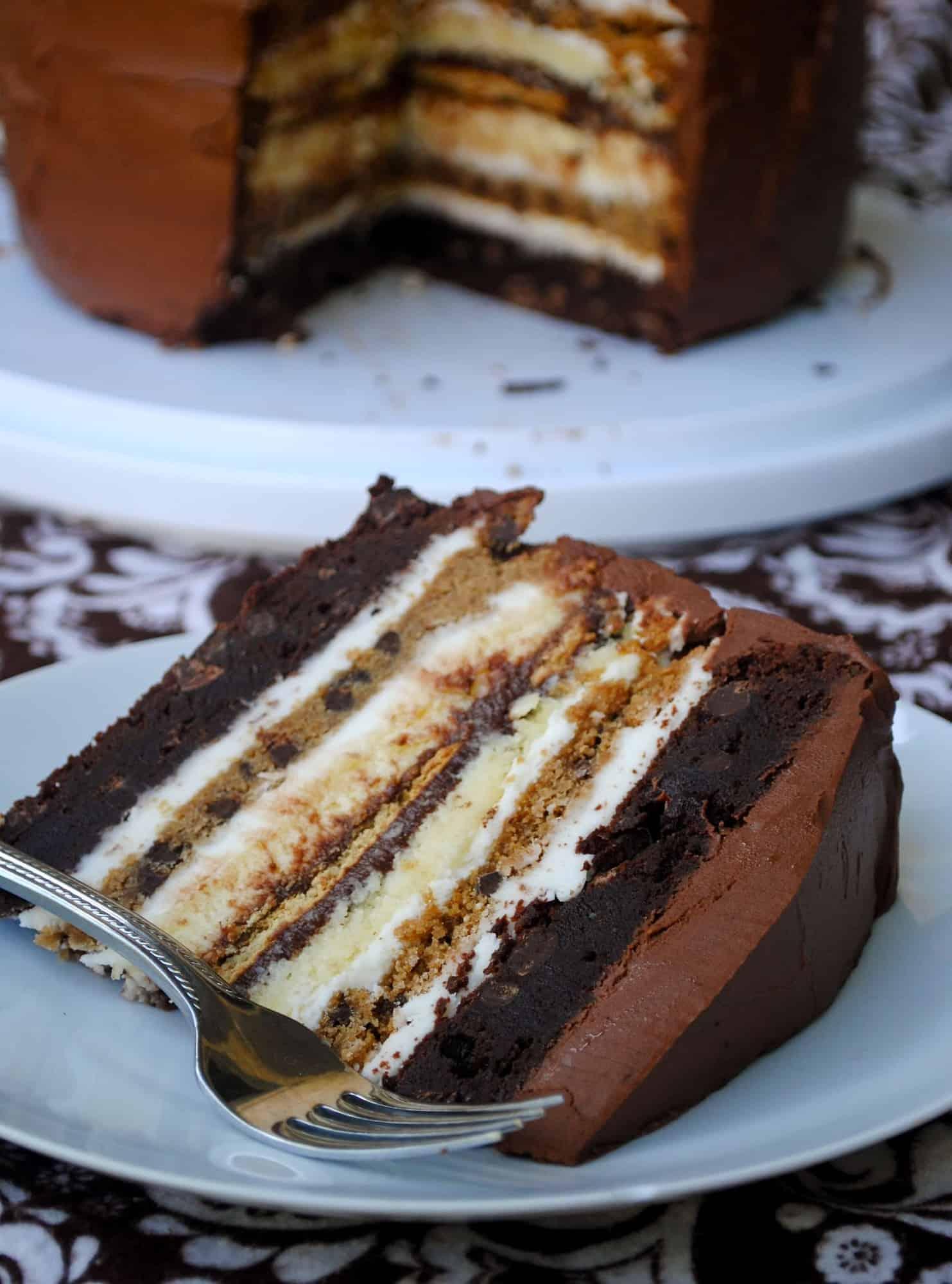 Smitten Kitchen Ultimate Birthday Cake