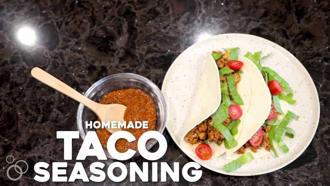 34e2310105c6a Taco Seasoning Recipe - Ditch the Packet for GOOD! - with VIDEO - Rachel  Cooks®