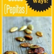 Pepitas 8 Ways! | RachelCooks.com