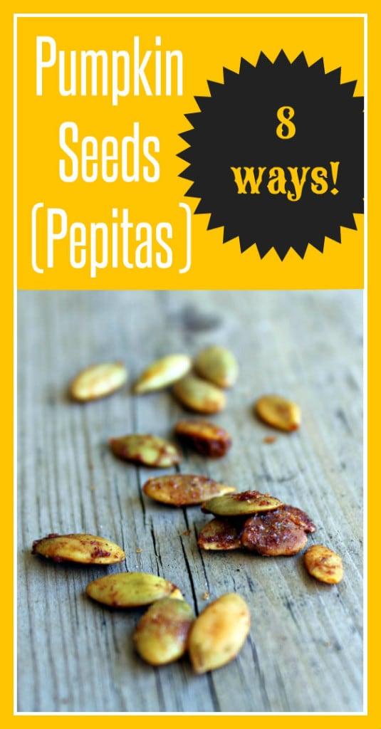 Pepitas 8 Ways!   RachelCooks.com