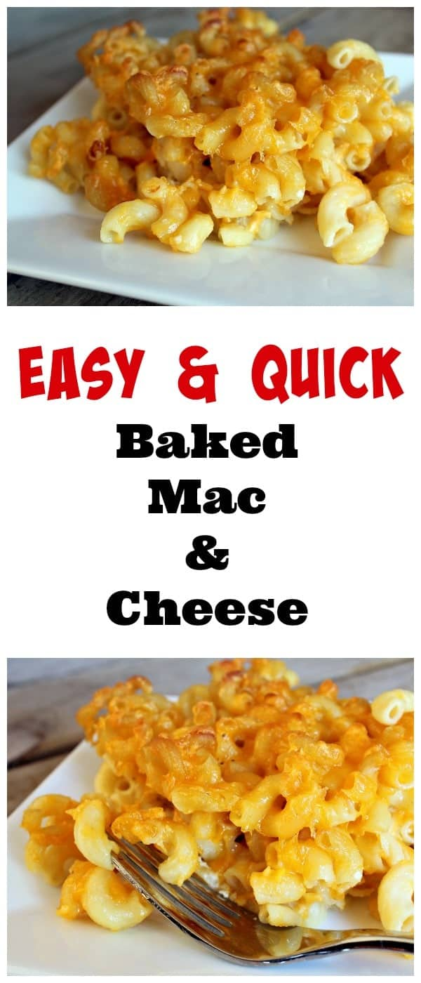 Easiest Ever Baked Macaroni and Cheese (VIDEO) - Rachel Cooks®