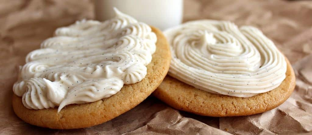 Very Vanilla Buttercream Frosting - Rachel Cooks®