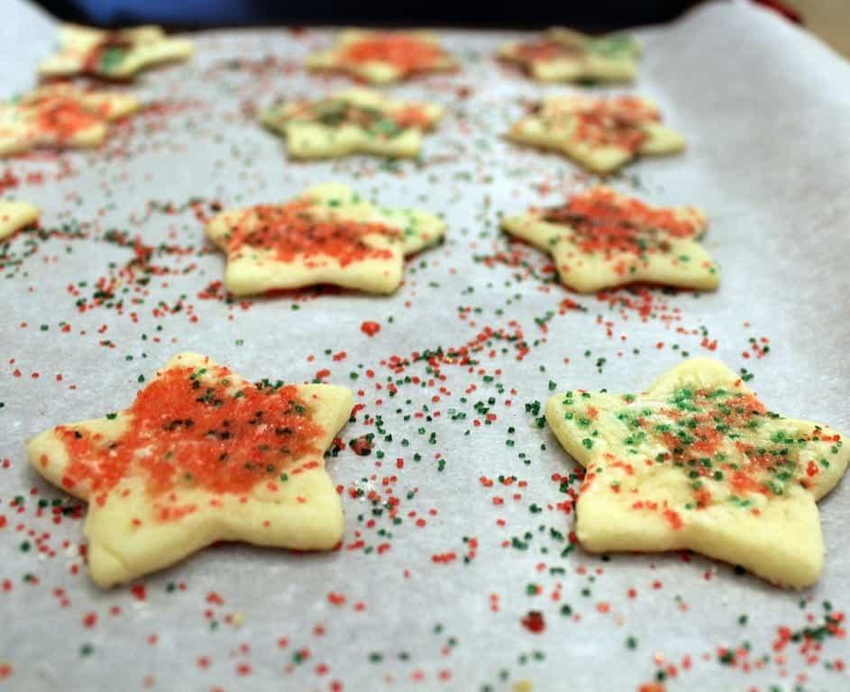{The Best} Sugar Cookie: Three Variations - Rachel Cooks®