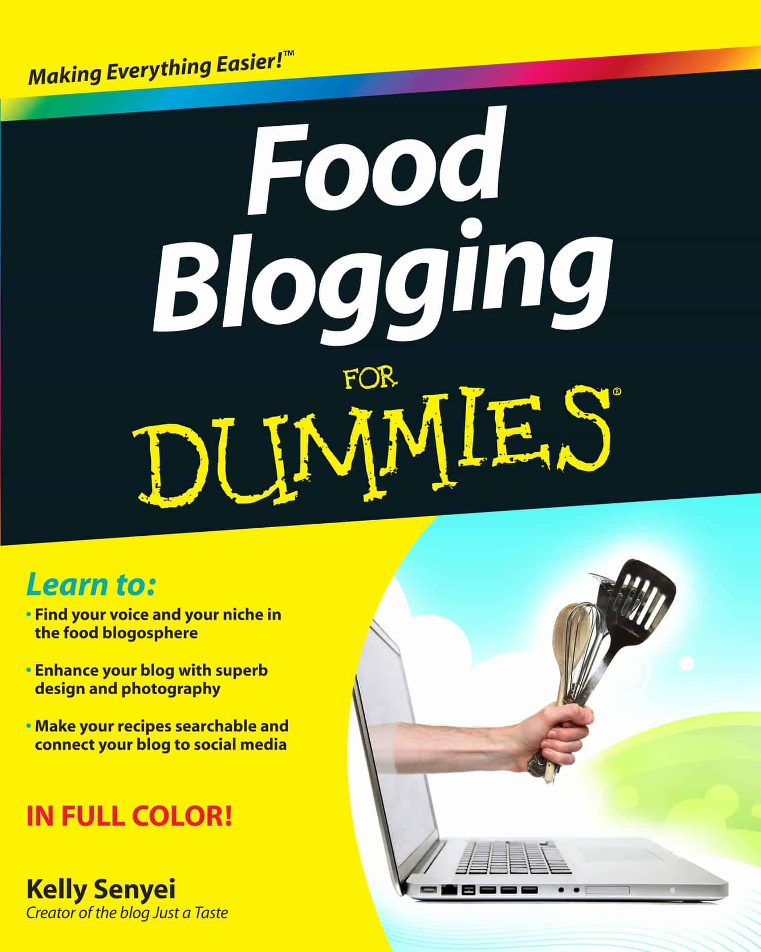 Food ging for dummies giveaway rach reads reviews