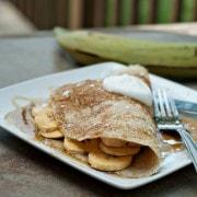 plantain-pancake