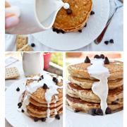 S'more pancake