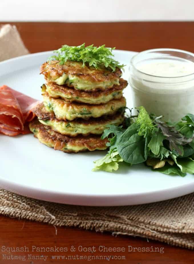 Squash Pancakes Recipes — Dishmaps