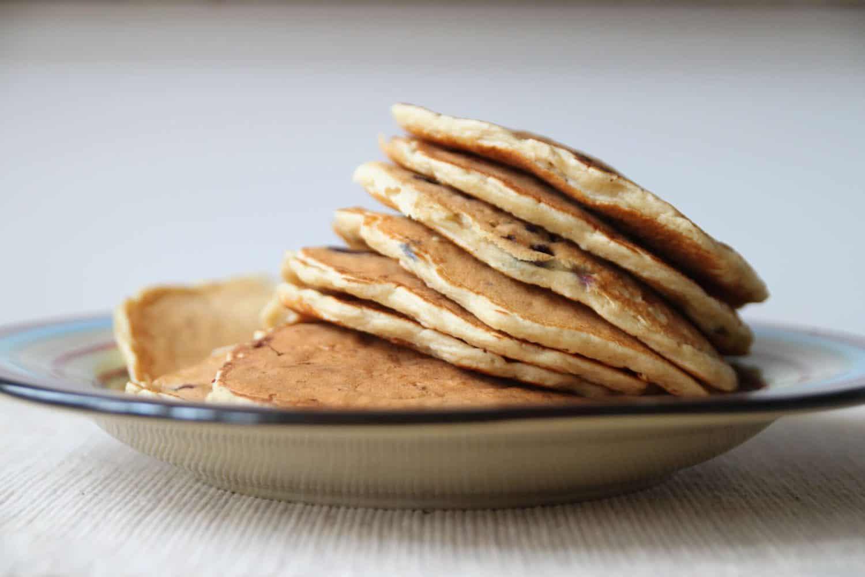 oatmeal pancakes blueberry oat pancakes recipe these oatmeal pancakes ...