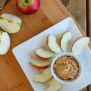 peanut-butter-cream-cheese-apple-dip-topview
