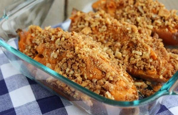 Recipe Twice Baked Sweet Potatoes Cream Cheese