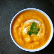Butternut Squash Soup - The Lemon Bowl