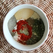 Beef Stew Seasoning Mixture - ALL NATURAL!