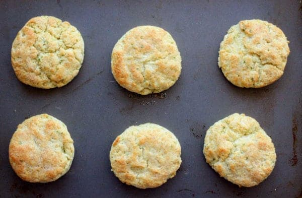 Herbed Buttermilk Biscuits | RachelCooks.com