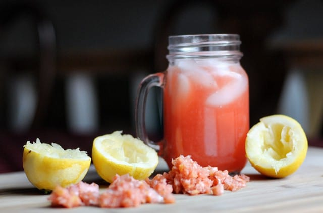 The Ultimate Strawberry Lemonade