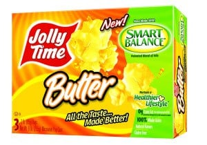 Jolly Time_Smart Balance Butter