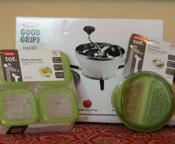 Homemade Baby Food Vegetables Oxo Tot Giveaway Rachel