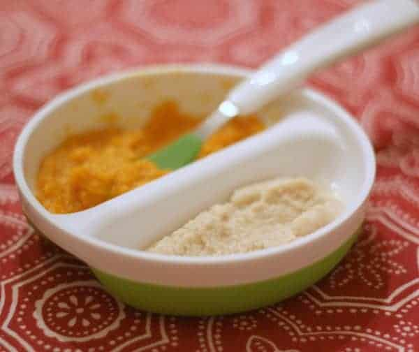 Homemade baby food vegetables oxo tot giveaway rachel cooks sweet potato chicken oxo forumfinder Choice Image