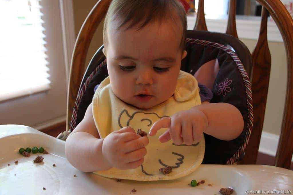 What Food To Give A  Month Old Baby
