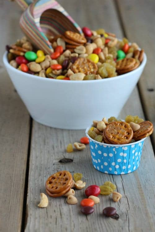 Peanut Butter Lover's Trail Mix | RachelCooks.com