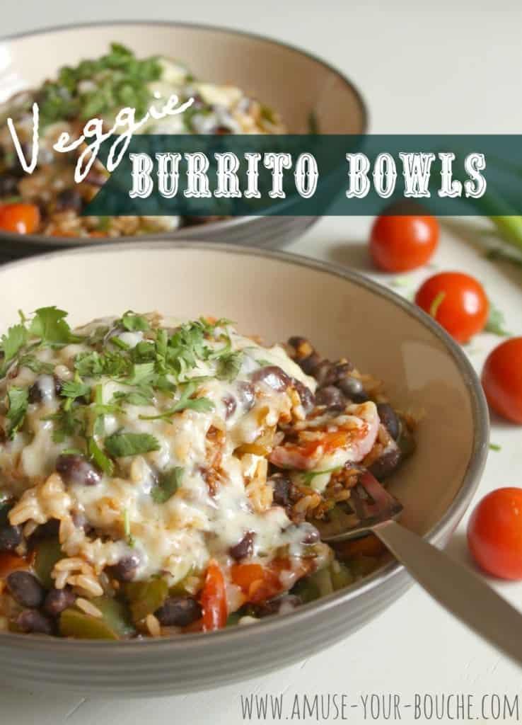 Veggie burrito bowls 5