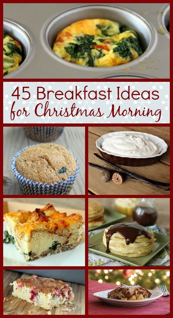 45 recipe ideas for christmas morning breakfast on rachelcookscom