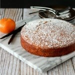 Thumbnail image for Clementine Vanilla Bean Yogurt Cake
