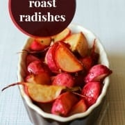How to Roast Radishes on RachelCooks.com