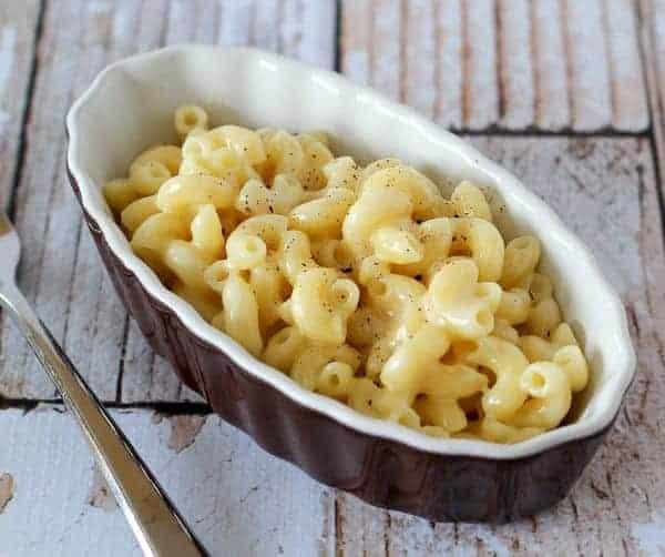 Copycat Easy Mac Microwave Macaroni And Cheese Recipe