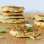 Thumbnail image for Savory Corn Cakes {The New Southwest giveaway}
