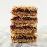 Thumbnail image for Blackberry and Blueberry Crumb Bars