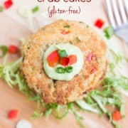Quinoa Crab Cakes - Find the Recipe on RachelCooks.com