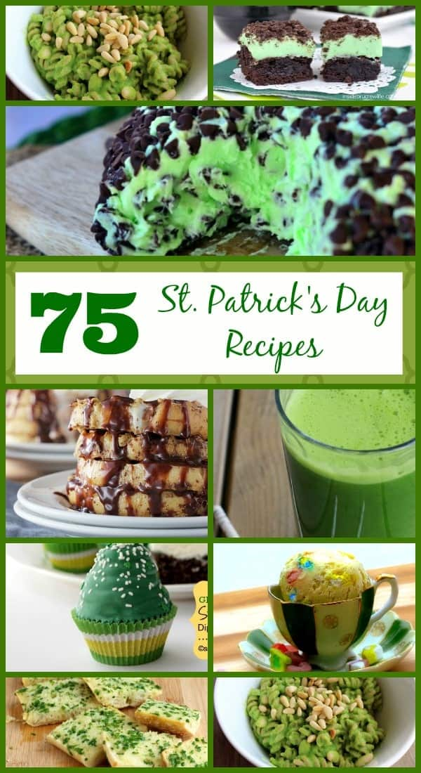 75 St. Patrick's Day Recipes on RachelCooks.com