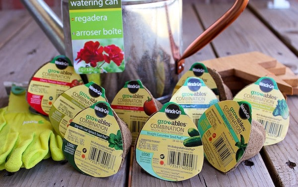 Miracle-Gro Gro-ables Seed Pods