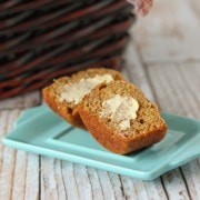 Skinny Banana Bread Muffins on RachelCooks.com