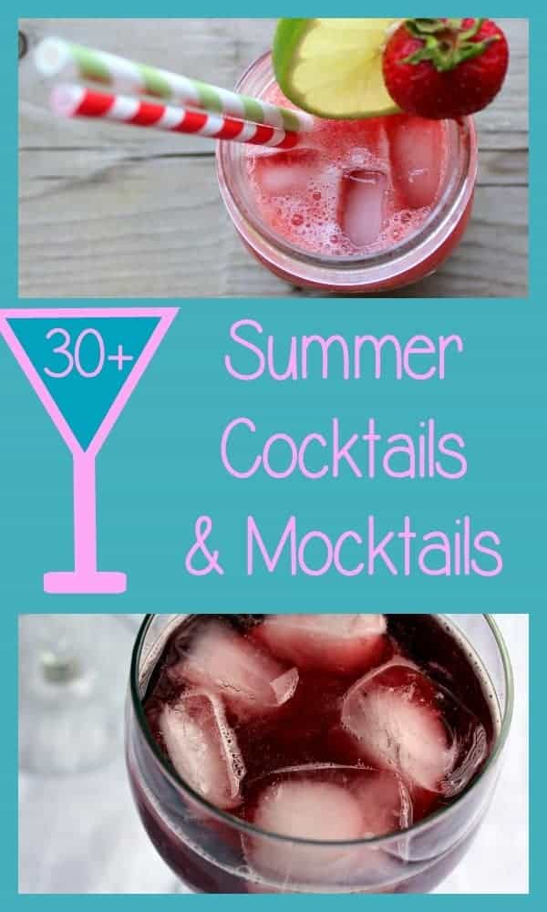 More than 30 Mocktail and Cocktail Recipes for Summer on RachelCooks.com