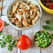 DIY Enchilada Pasta Bar - RachelCooks.com