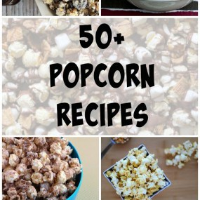 More than 50 Popcorn Recipes on RachelCooks.com