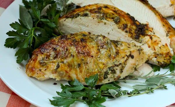 Herb Roasted Turkey Breast by Rachel Gurk | Epicurious Community Table