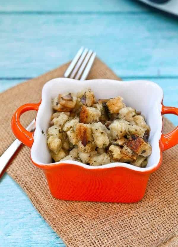 Rachel Cooks Slow Cooker Stuffing Recipe - Rachel Cooks