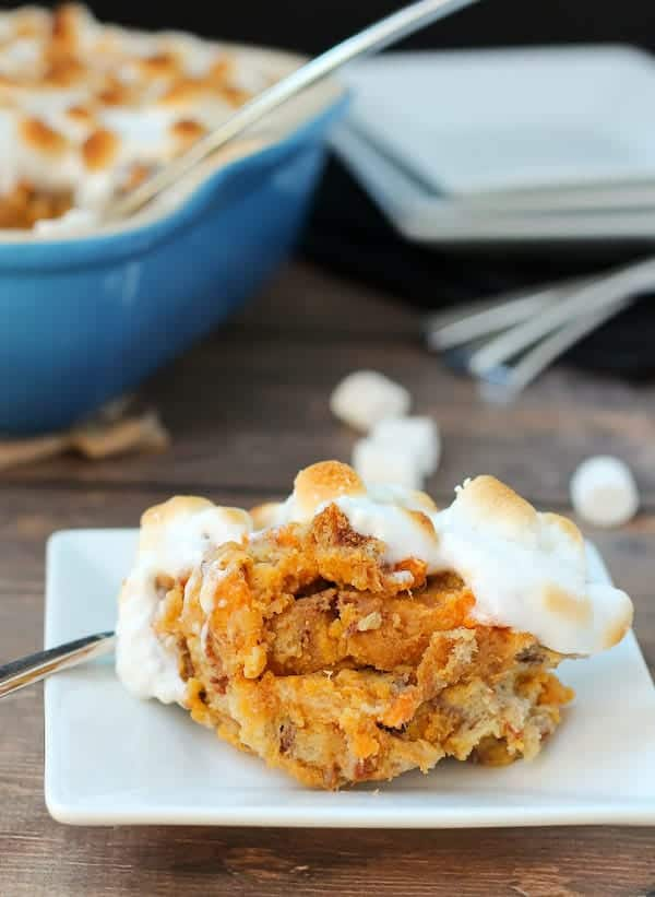 how to make sweet bread pudding