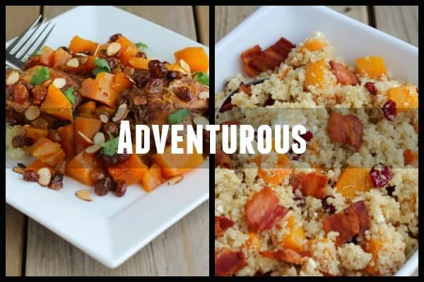 adventurous meal ideas for new parents