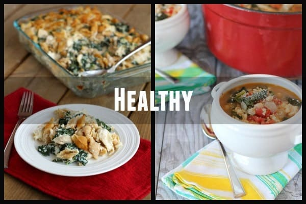 healthy meal ideas for new parents