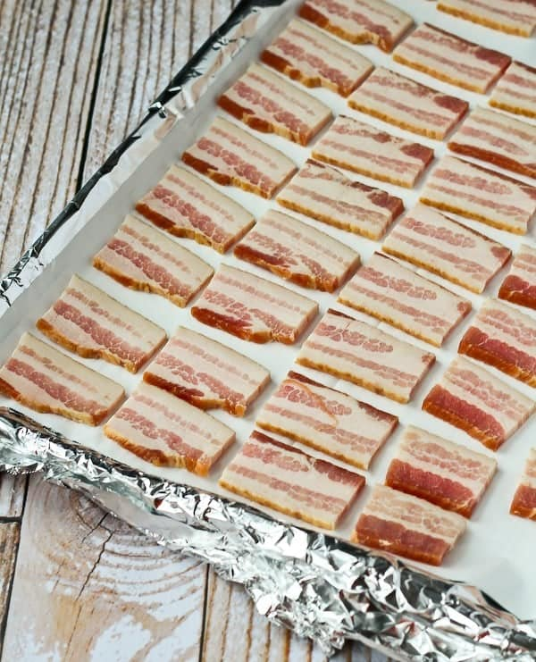 baking bacon - rachelcooks.com
