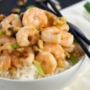 Honey Walnut Shrimp Recipe - get it on RachelCooks.com